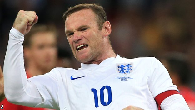 77414730 rooney pa - Euro 2016 qualifying matches