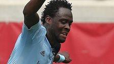 Sierra Leone captain Kei Kamara