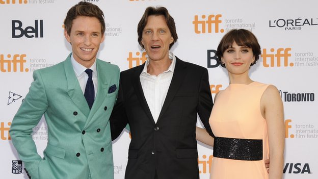 Theory of Everything premiere at Toronto