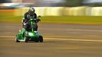 The worlds fastest mobility scooter