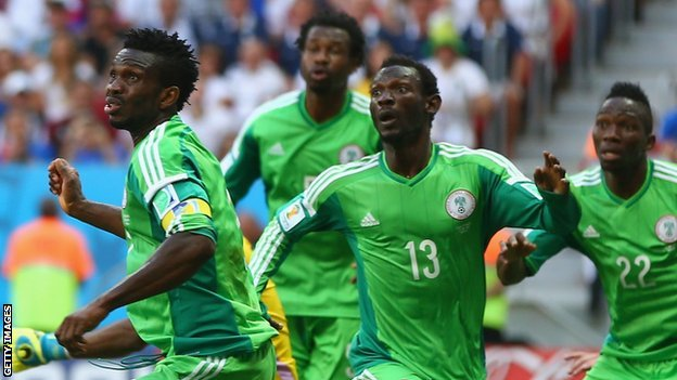 BBC Sport - Nations Cup 2015: Cameroon hit form to thrash ...
