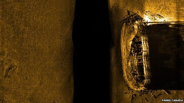 77480579 023826213 1 - Long-lost British ship found in Arctic