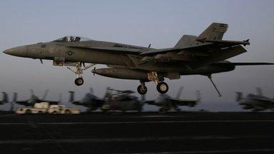 77483057 023820842 1 - NATO allies 'ready to fight I.S.'