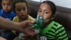 Chlorine gas 'used in Syria attacks'