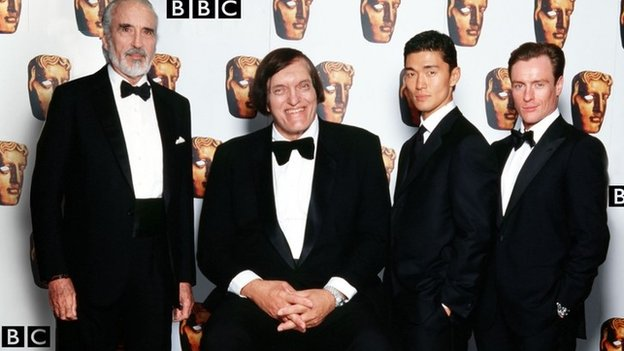 Christopher Lee, Richard Kiel, Rick Yune and Toby Stephens