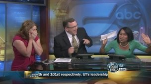 Good Morning Tennessee presenters