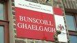 Bunscoill Ghaelgagh sign