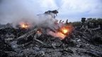 Debris of the Boeing 777, Malaysia Arilines flight MH17