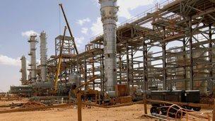 The In Amenas gas plant