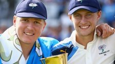 Gary Ballance & Joe Root