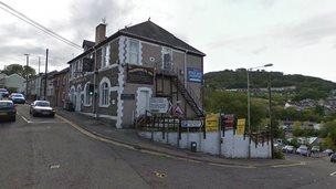 The Morning Star pub, Pontypool