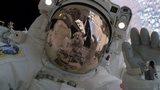 A spaceman