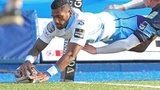 Niko Matawalu scores for Glasgow
