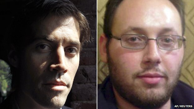 James Foley, Steven Sotloff