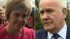 Nicola Sturgeon and Lord Reid