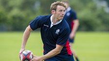 Scotland sevens captain Scott Wight
