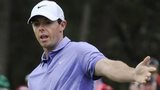 Northern Ireland golfer Rory McIlroy