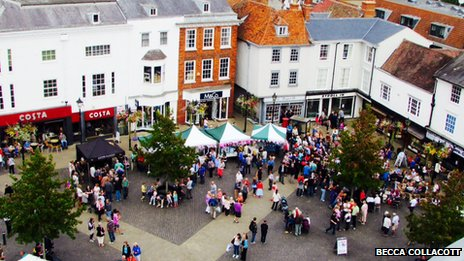 Abingdon heritage day