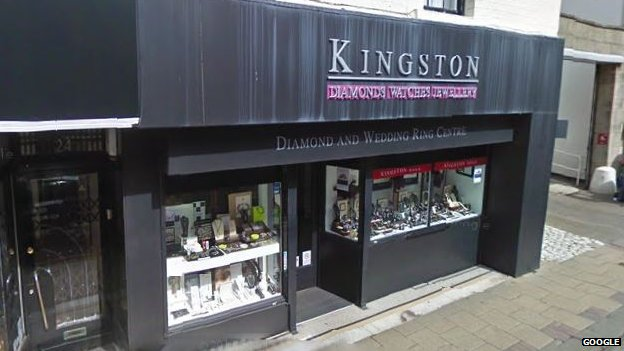 Kingston Jewellery shop