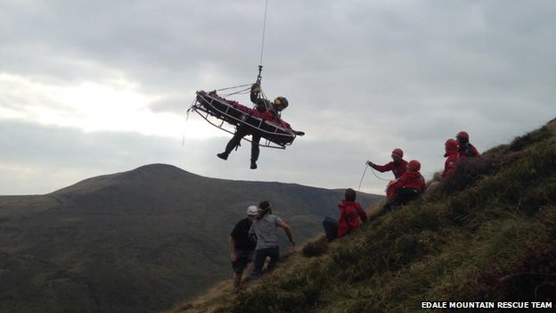 Grindsbrook rescue