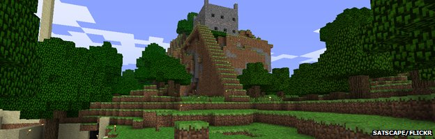 77592922 castle - Microsoft buys Mojang for $2.5 billion