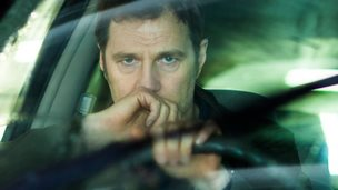 David Morrissey in The Driver