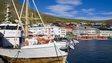 Honningsvag harbour, Norway