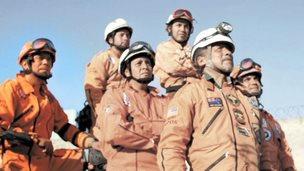 The rescue group Los Topos