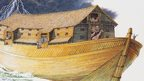Artist impression of Noah's Ark