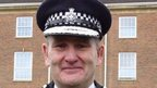Wiltshire Chief Constable Patrick Geenty