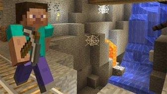 Xbox One version of Minecraft