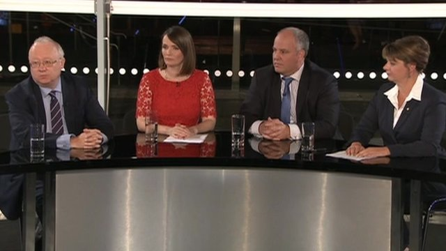 a debate about whether its safer to leave or stay in a battery environment Windfarm wars: filming the renewable energy debate in  to know whether they will produce  would up sticks and leave the area she had helped.