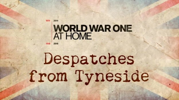 """Despatches from Tyneside"""