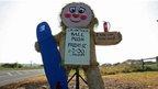 Hay bale event raises record sum