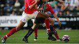 Nottingham Forest v Notts County in 2007