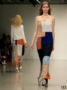 Osman catwalk show