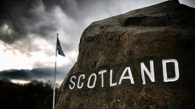 """Scotland"" rock"