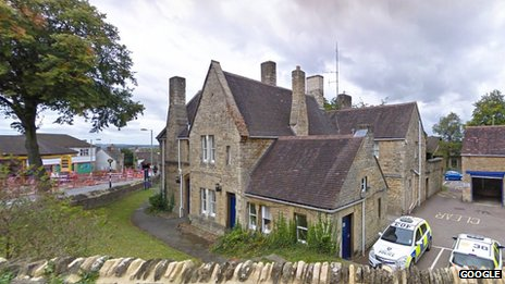 Chipping Norton police station