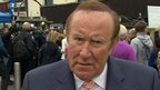 Andrew Neil in Hamilton