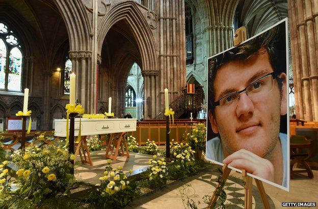 Stephen Sutton funeral