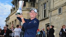 Stacy Lewis, St Andrews, 2013