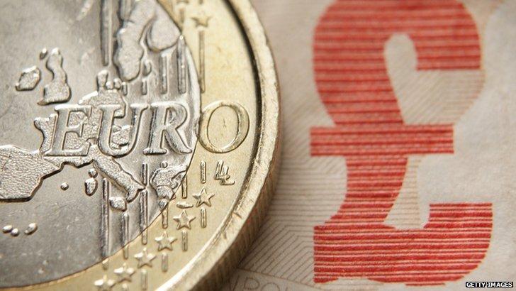 Euro V pound image