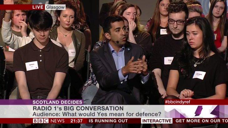 Radio 1 debate
