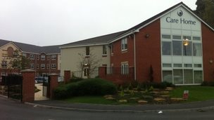 Acer Court in Nuthall