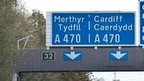 M4 junction Coryton