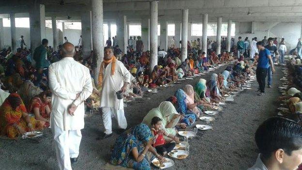 Feast held to mourn the dead monkey