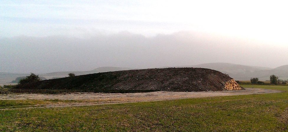 The All Cannings long barrow