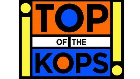 BBC Sport's 'Top Of The Kops'