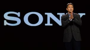 Sony chief executive Kazuo Hirai is trying to get the company back in the black