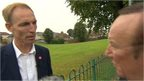 Jim Murphy with Andrew Neil